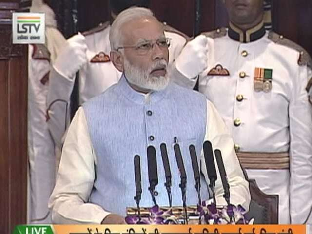 Video : Historic Reform GST Not An Achievement Of Any One Party Or Government, Says PM Modi