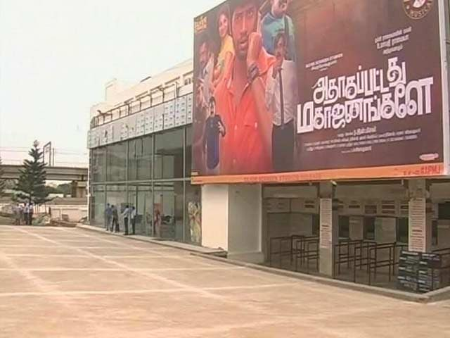 Video : Can't Survive With 60% Tax, Say Tamil Nadu Theatres Promising Strike