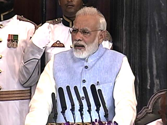 Video : In PM Modi's Speech, A Message For Congress And Mamata Too