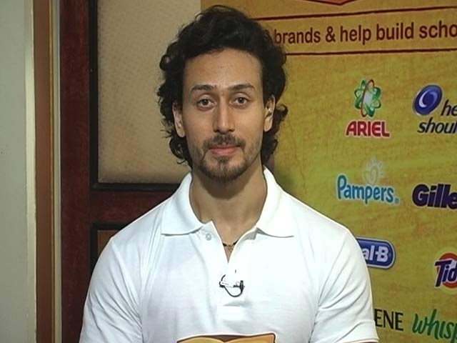 Video : Tiger Shroff Says <i>Munna Michael</i> Has Been A 'Fun Journey'