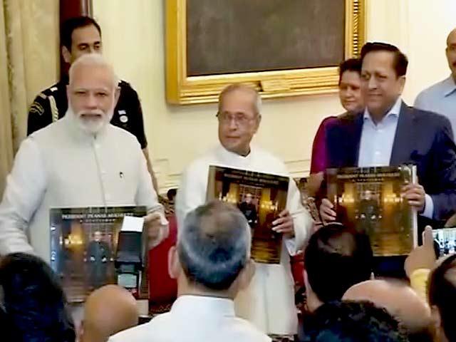 Video : प्रणब दा ने पिता की तरह मेरा ख़्याल रखा : पीएम नरेंद्र मोदी