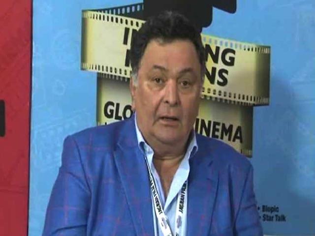 Rishi Kapoor Inaugurates Jagran Film Festival