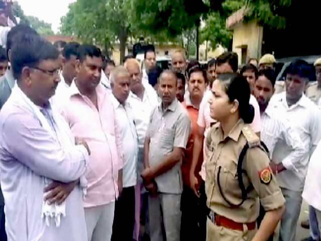 Video : यूपी की 'लेडी सिंघम' ने तबादले के बाद फेसबुक पर लिखा यह संदेश