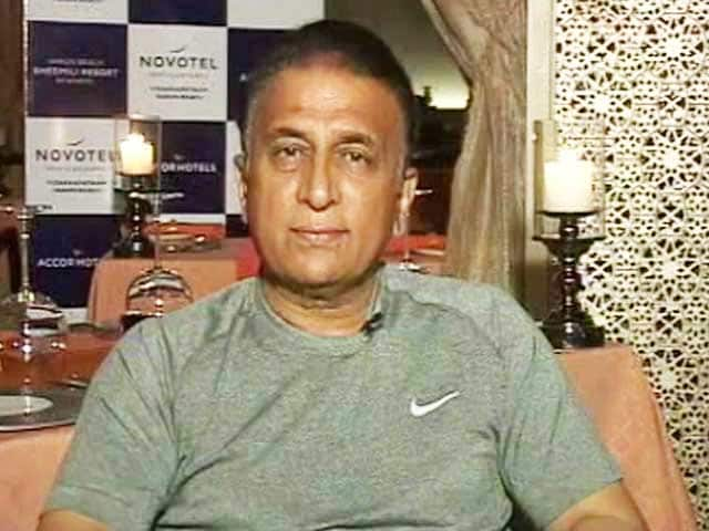 Video : Ravi Shastri Is The Frontrunner To Be Team India Coach, Says Sunil Gavaskar