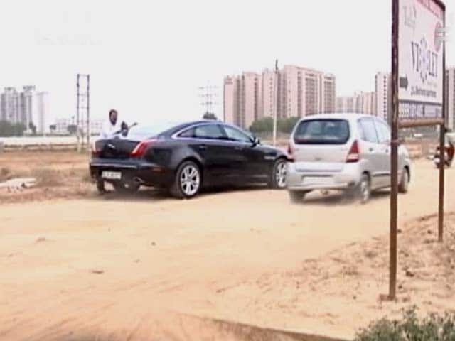 Video : Gurugram Sector Roads Set For a Makeover