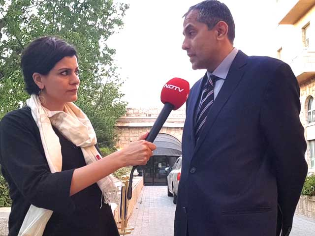 Video : PM Modi's Visit Shows India 'Not Bashful' About Israel Anymore, Says Envoy