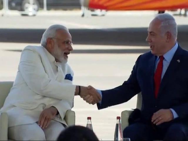 Videos : प्राइम टाइम इंट्रो : आतंकवाद के खिलाफ भारत और इजराइल साथ-साथ