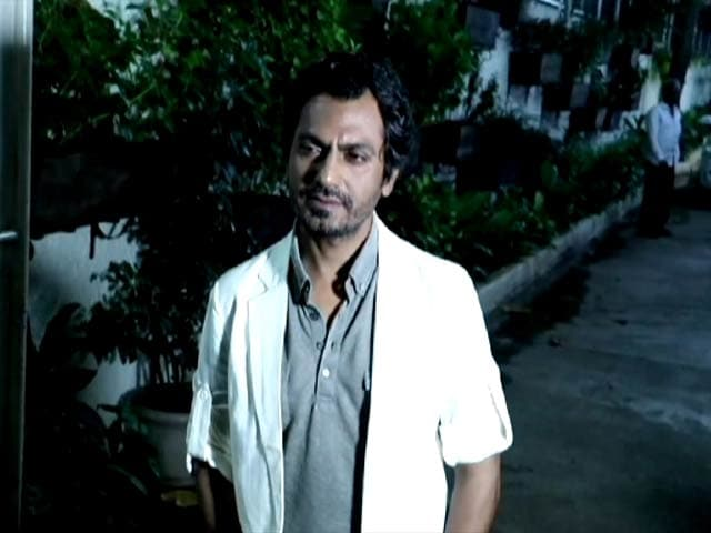 Video : Nawazuddin Siddiqui Watches <i>MOM</i>