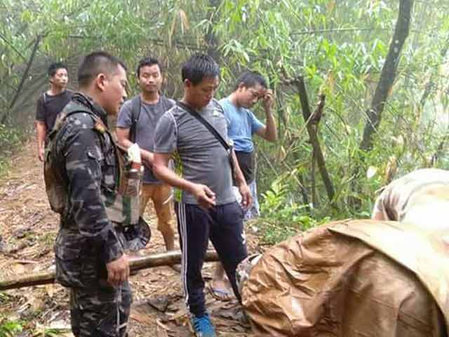 Video : Wreckage Of Missing Air Force Helicopter Found In Arunachal Pradesh