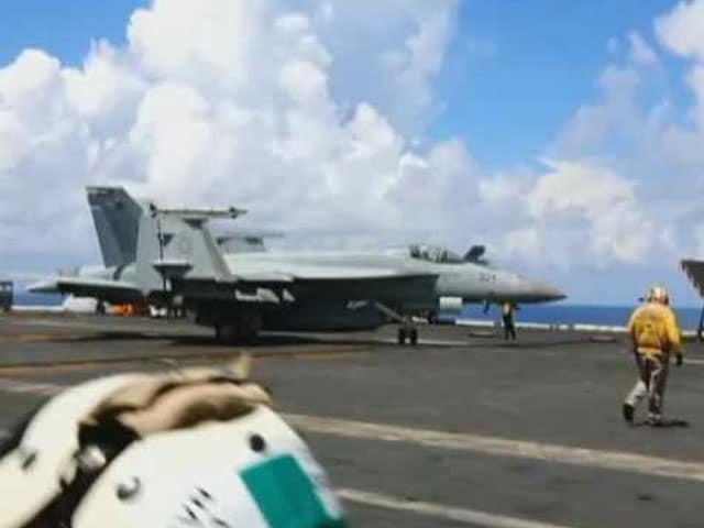 Video : भारत, अमेरिका और जापान की नौसेना का साझा अभ्यास 10 जुलाई से