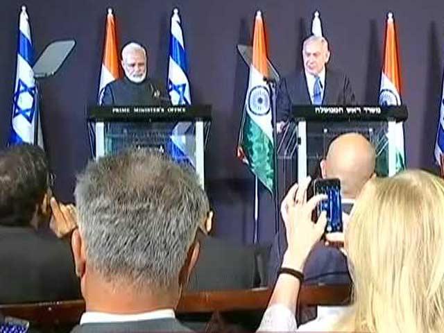 Video : MoJo: आतंक के खिलाफ मिलकर लड़ेंगे भारत और इजरायल