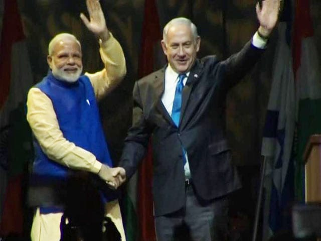 Video : We Are Meeting After 70 Yrs: PM Modi To Indian Community In Israel