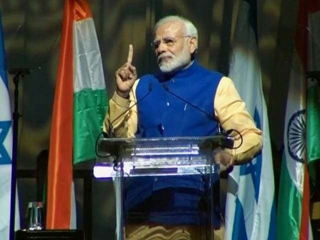 Video : Aim Of My Government Is Reform, Perform And Transform, Says PM Modi