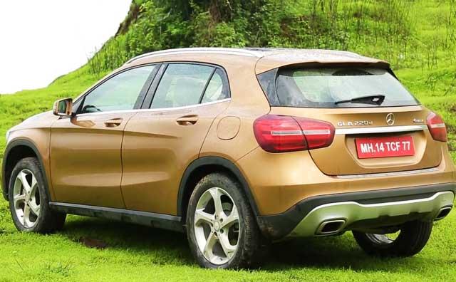 Video : Mercedes-Benz GLA Facelift Review