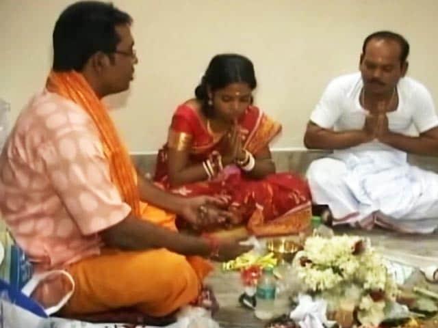 Video : पश्चिम बंगाल के बशीरहाट में सांप्रदायिक तनाव के बीच हुई शादी