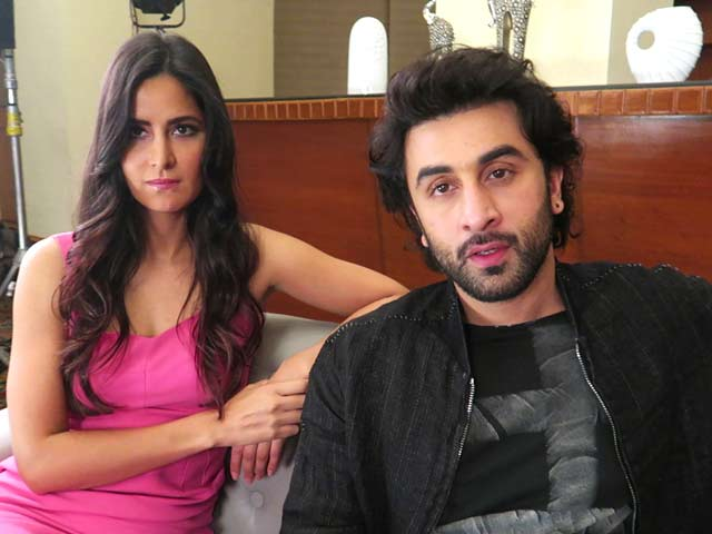Video : Watch: Emotional Ranbir Confesses, He Will Miss Katrina After <i>Jagga Jasoos</i>