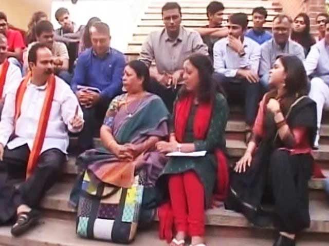 Video : No Hindi In Namma Bengaluru?