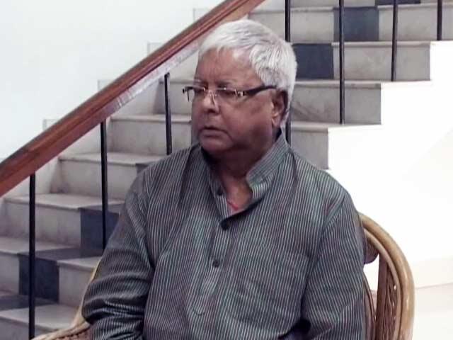 Video : GOOD EVENING इंडिया : सीबीआई छापों को लेकर मोदी सरकार पर बरसे लालू यादव