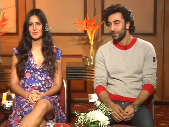Video : Are Ranbir Kapoor And Katrina Kaif Really Trolling Each Other?