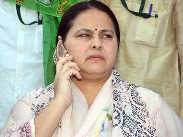Video : Lalu Yadav's Daughter Misa Bharti's Delhi Home Raided In Corruption Case