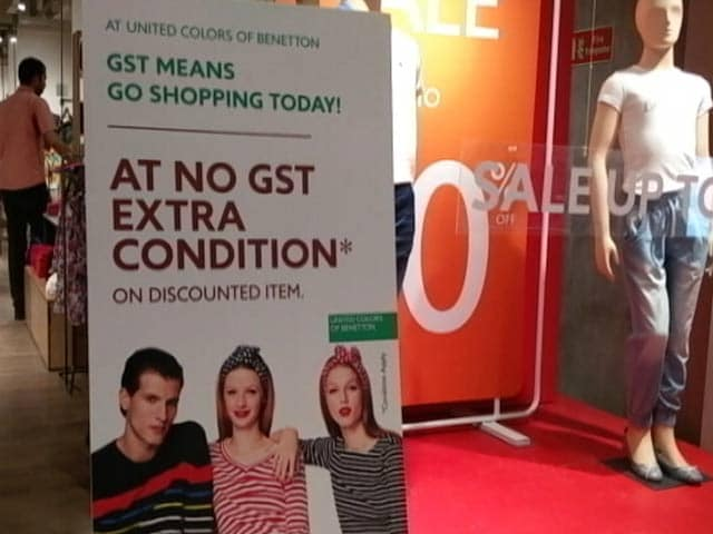 Video : Consumers Miffed At The Rise In Discounted Items Post GST Rollout