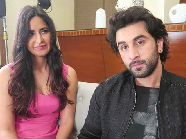 Video : How Competitive Are Ranbir Kapoor And Katrina Kaif?