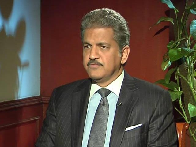 Video : Anand Mahindra Apologises Over Tech Mahindra Employee's Firing