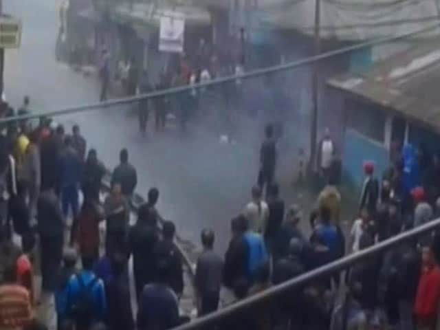 Video : Army Out In Darjeeling As Protests Escalate, Two Dead In 24 Hours