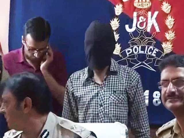Video : UP Man Worked For Lashkar In Kashmir, Became Hardcore Terrorist: Cops