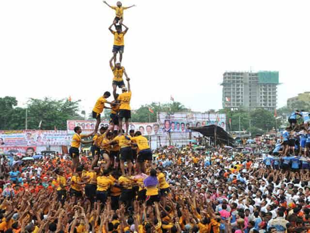 Videos : दही हांडी मामले पर सुप्रीम कोर्ट पहुंची महाराष्ट्र सरकार