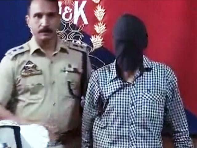 Video : जम्मू-कश्मीर में लश्कर के लिए काम करता था यूपी का यह शख्स, गिरफ्तार