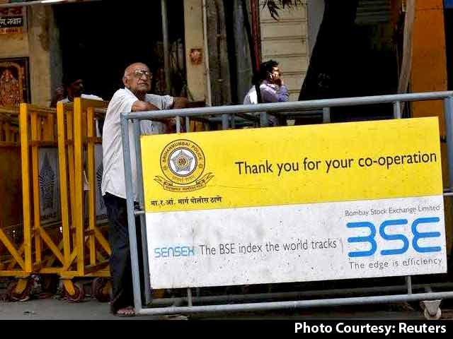 Video : Sensex, Nifty End At Record Highs