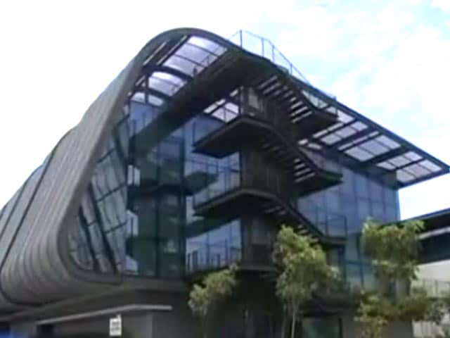 Video : Award Winning Research And Development Centre In Chennai