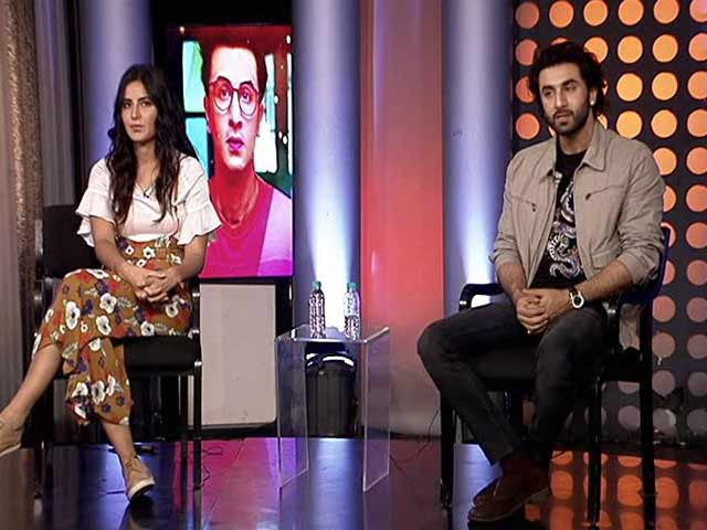 Video : Am Very Competitive With Ranbir Kapoor, Says Katrina Kaif