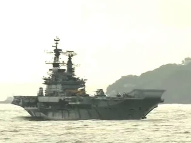 Video : India Holds Naval Exercise With US, Japan Amid Stand-Off With China