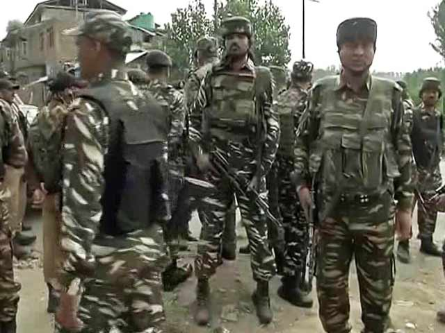 Video : Amarnath Yatra Pilgrims Attacked By Terrorists In Anantnag