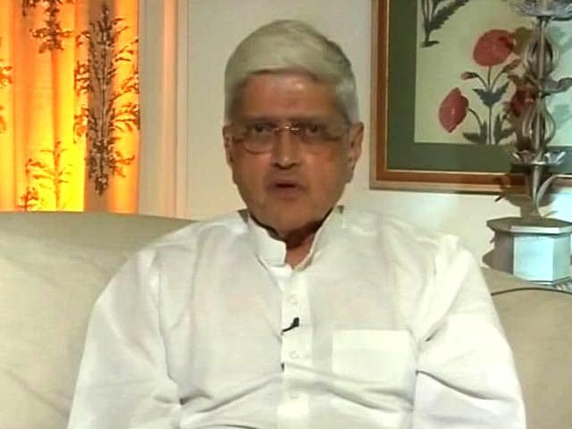 Video : Gopalkrishna Gandhi On Link Between Amarnath Attack, Mob Violence