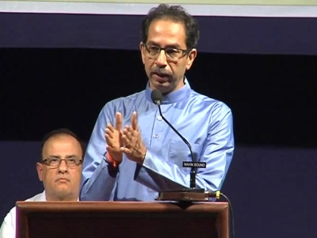 Video : Send 'Gau Rakshaks' To Face Terrorists: Uddhav Thackeray To BJP