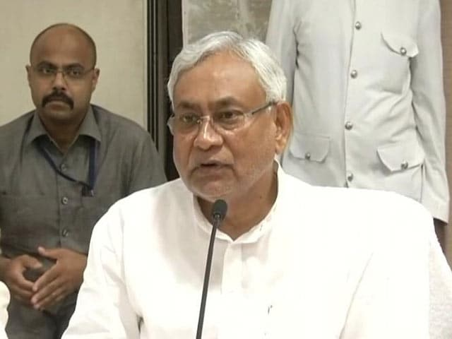 Video : Nitish Kumar Sets 72 Hours And Terms Of Compromise For Team Lalu: Sources