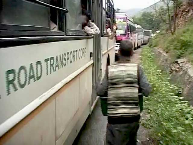 Video : आतंकी हमले के बाद भी बेखौफ जारी है अमरनाथ यात्रा