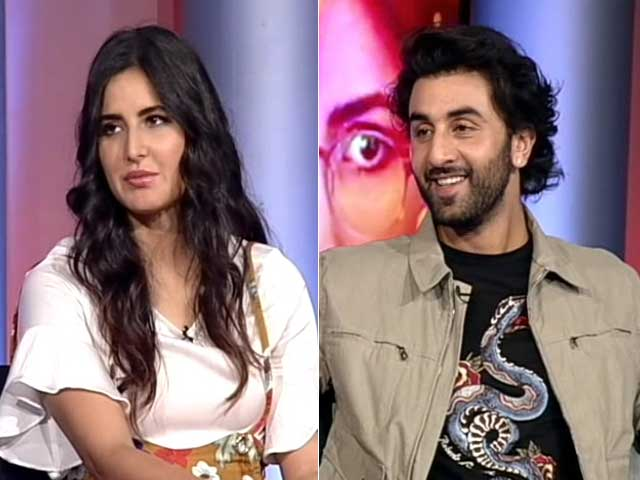 The First Time Ranbir Met Katrina