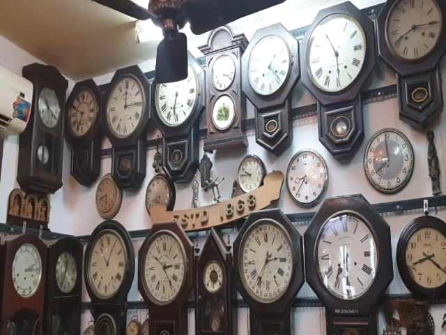 Video : 286-Year-Old Clock And Many More Still Ticking In This Chennai Man's House