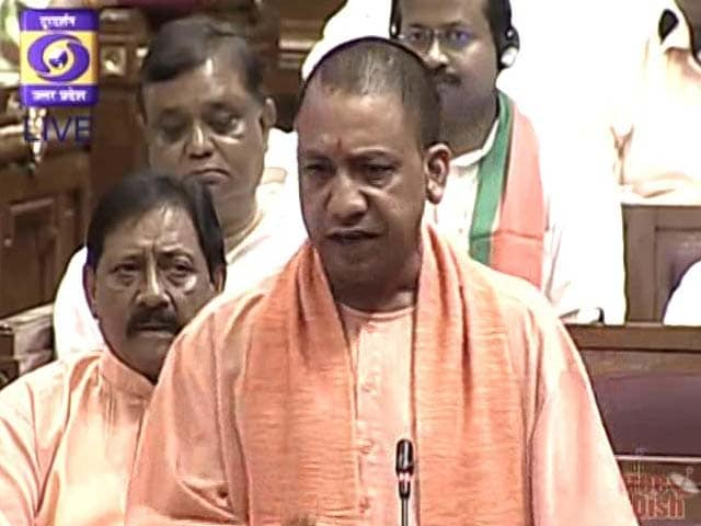 Video : No Mobiles Please: Yogi Adityanath's Appeal To MLAs After Security Breach
