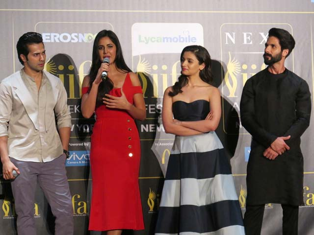 Video : Katrina Kaif Wants Alia Bhatt To Win Two Awards At IIFA