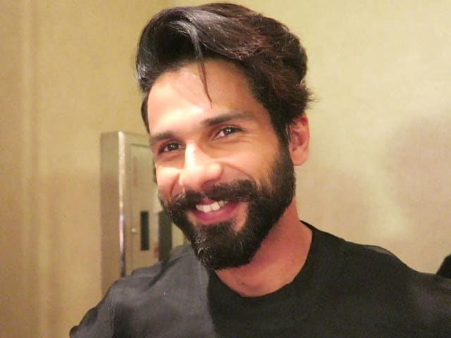 IIFA Is Not A Picnic For Actors: Shahid Kapoor