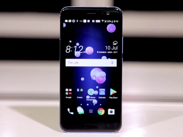 Video : HTC U11 Review