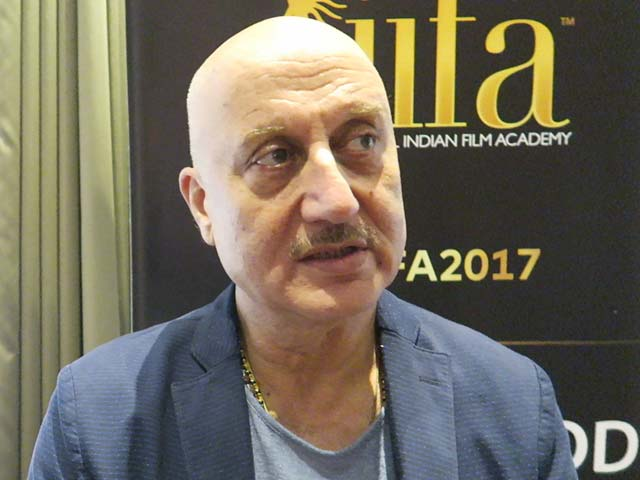It's Time To Change The Rule Book: Anupam Kher On Indu Sarkar Controversy
