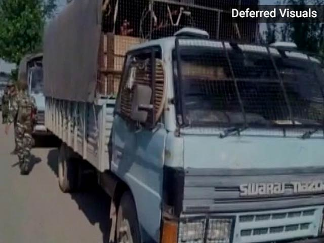 Video : Tral Encounter: 3 Terrorists Killed In Kashmir Santora
