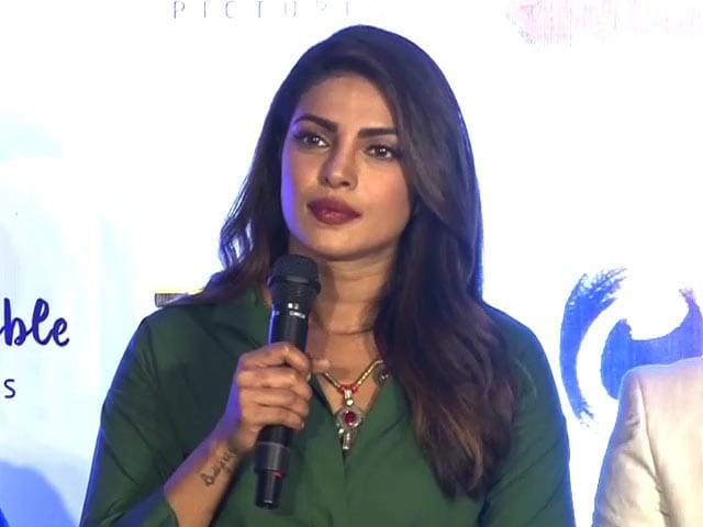 Video : Priyanka Chopra Supports AR Rahman, Says Walkout Is 'Rude'