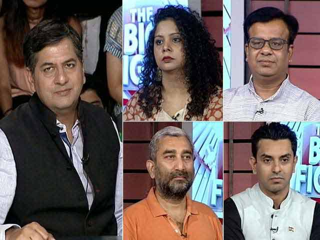 Video : The Big Fight: A New Wave Of Communalism